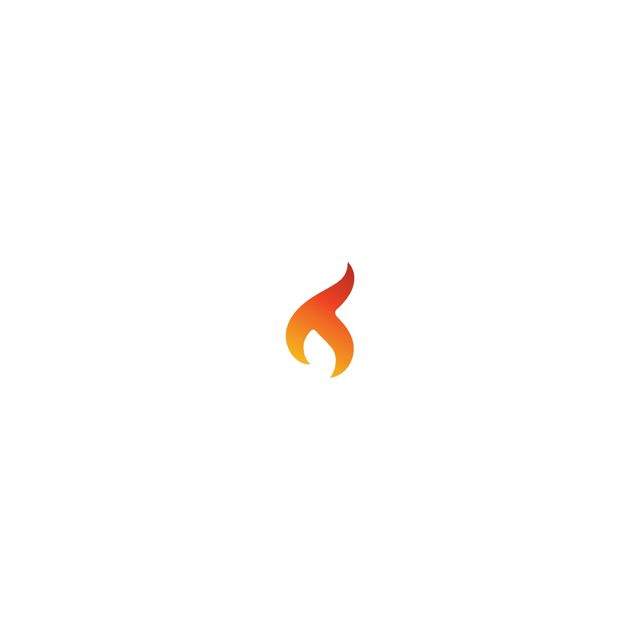 Design a powerful, simple logo for a NEW world wide flame concept