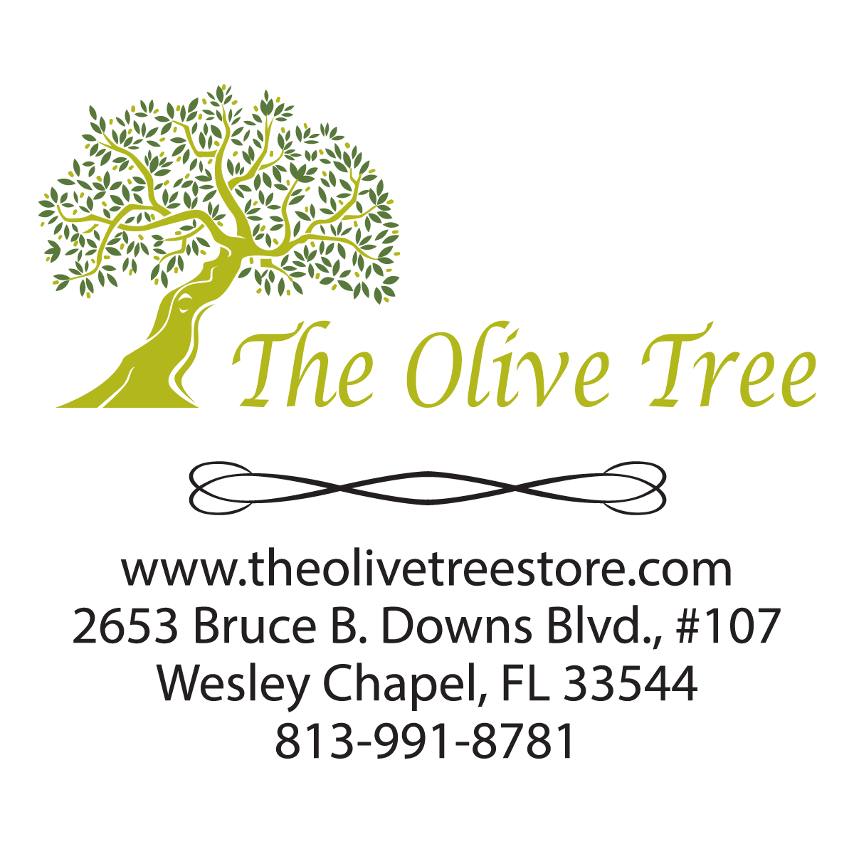 The Olive Tree Wine Totes