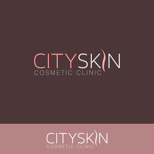 Create a logo for a cosmetic clinic in Australia