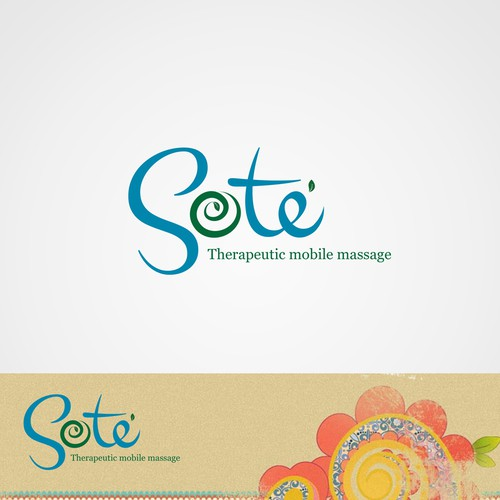 New logo wanted for Sote massage