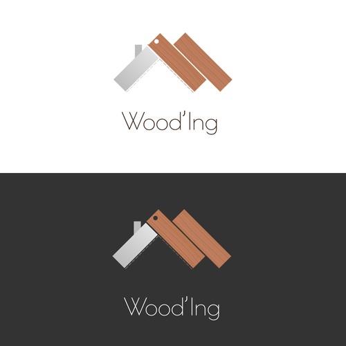 Logo for Wood'Ing