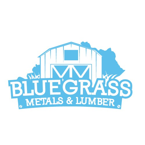 BLUEGRASS METALS! One of Southern Kentucky's largest metal retailers looking for a new logo.