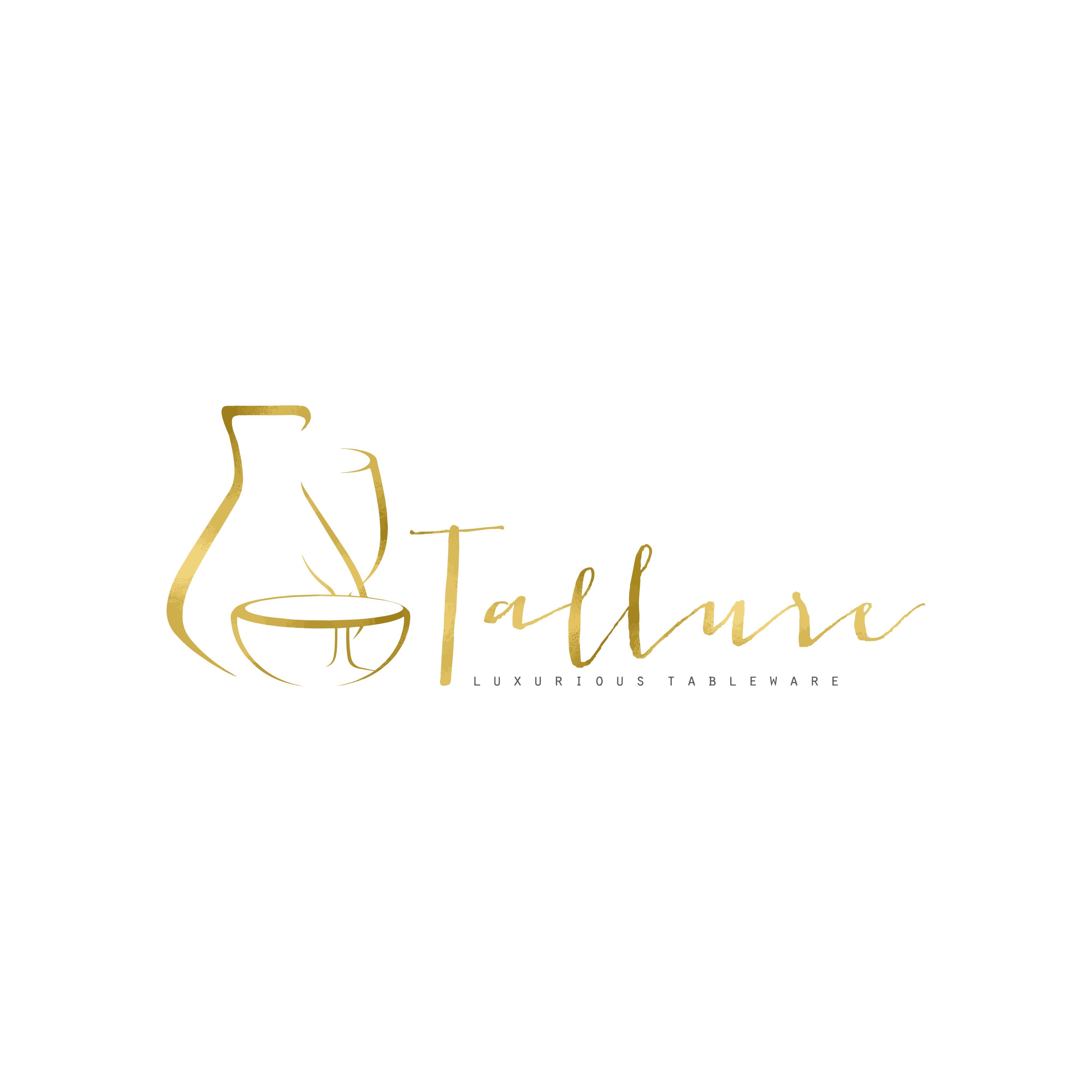 Design a luxurious logo