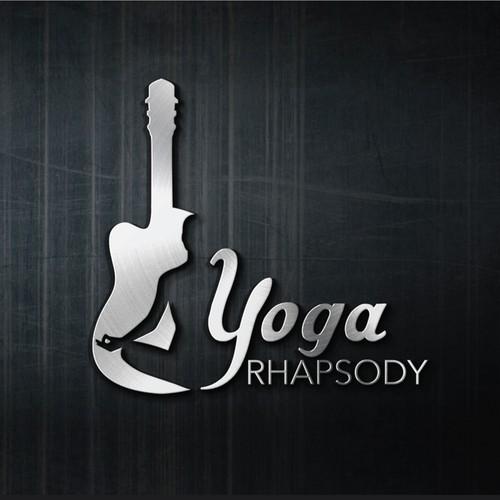 Yoga Rhapsody logo