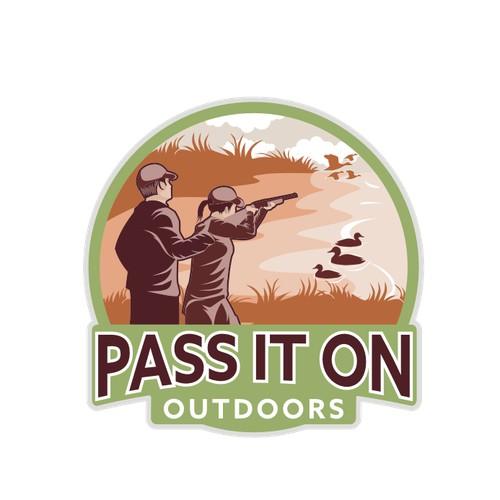 outdoor sport logo