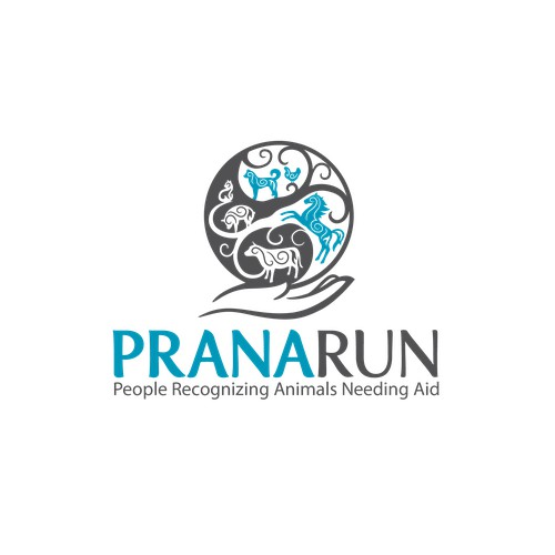 Logo for Prana Run organization