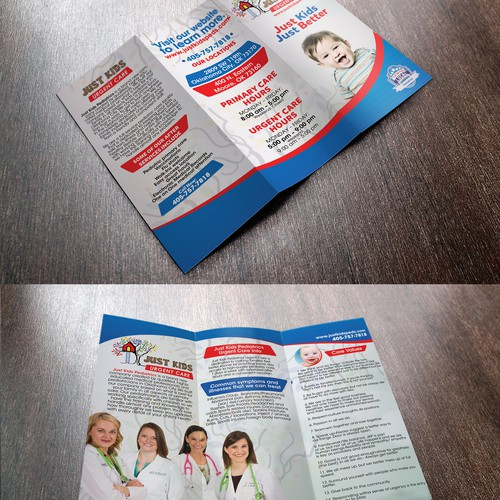 JKP Brochure/Flyer