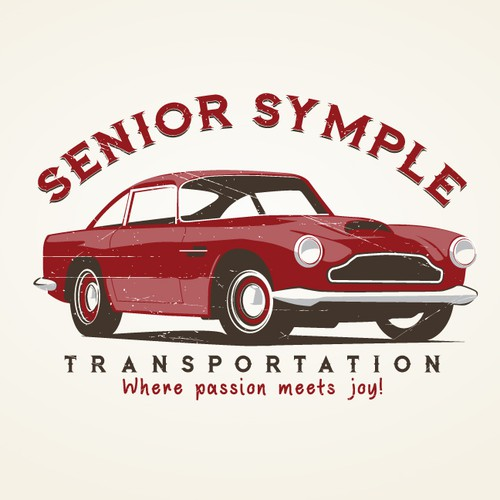 Vintage Automotive Logo