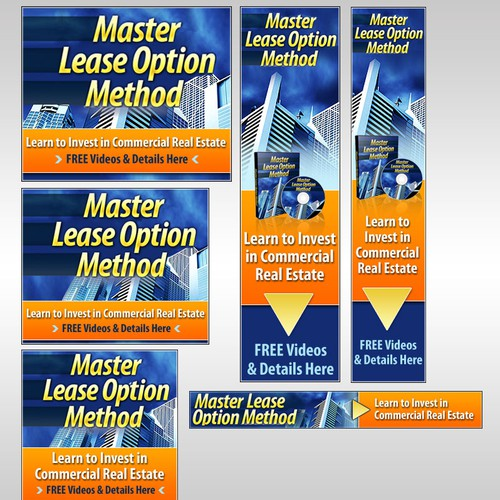 Web ads for Master Lease Option