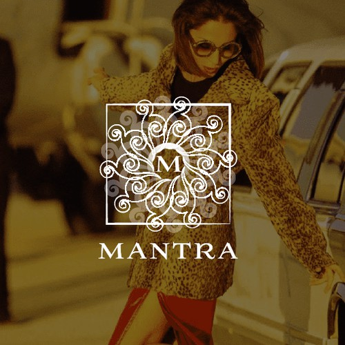 "Logo proposal for ""Mantra"""