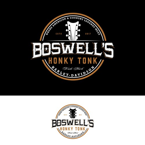 Boswell's Honky Tonk Harley-Davidson