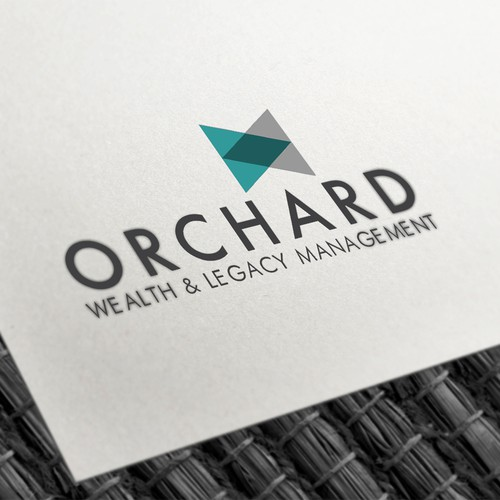 Logo concept for Orchard