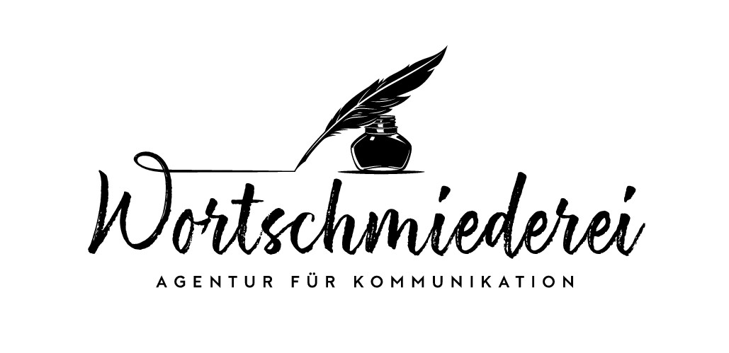"PR agency ""wortschmiederei"" (engl. wordsmith) needs feminine, stylish retro logo"