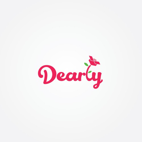 Logo for Dearly