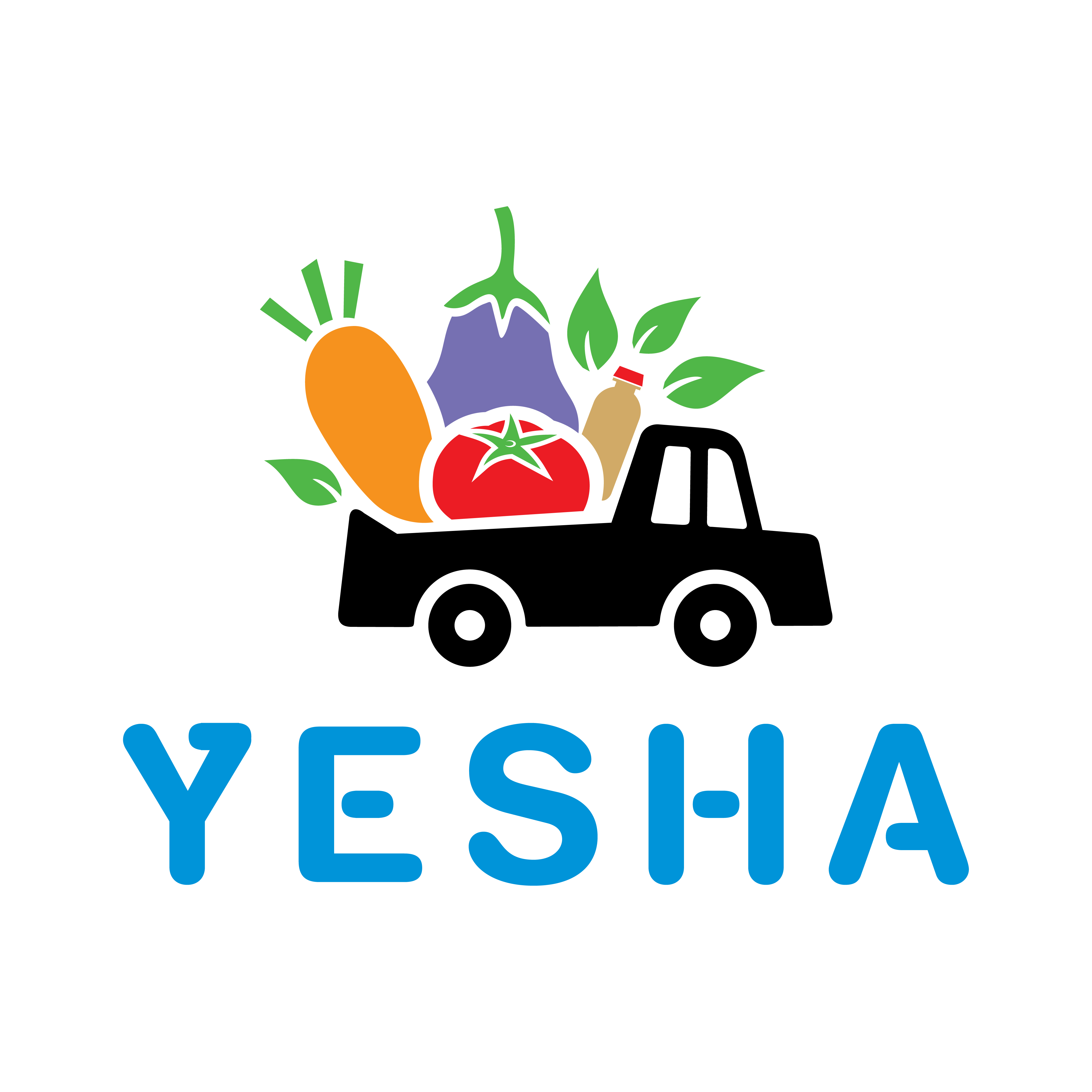 """New grocery delivery service in Poland - """"Yesha"""""""