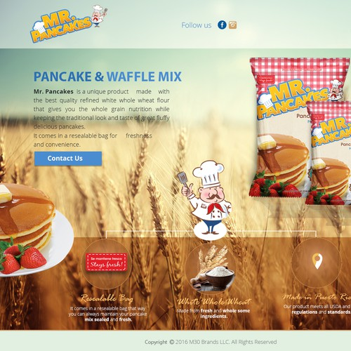 MR Pancakes
