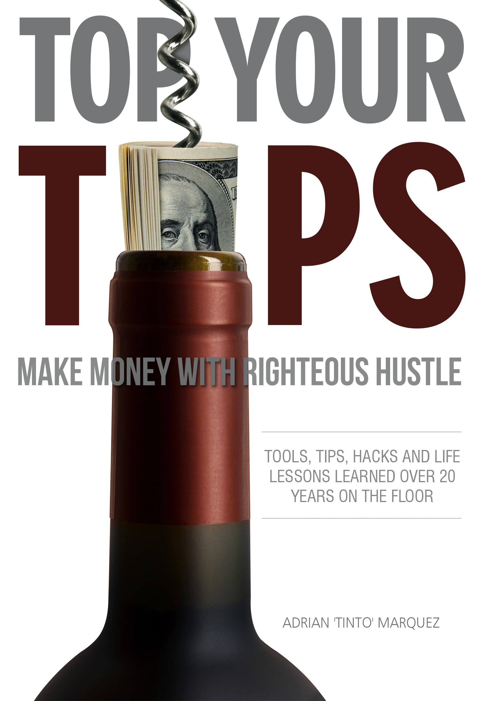 """design a book cover for no-nonsense  hospitality training"""
