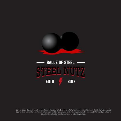 Steel Nutz logo