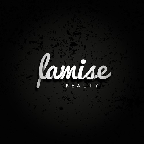 Logo for cosmetic company