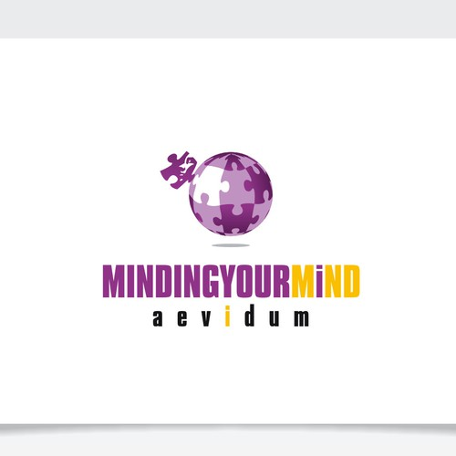 Help Minding Your Mind/AEVIDUM  with a new logo