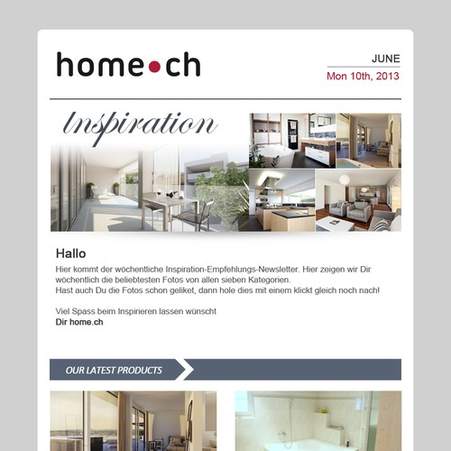 New email wanted for home.ch