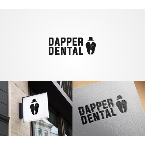 Logo for Dapper Dental