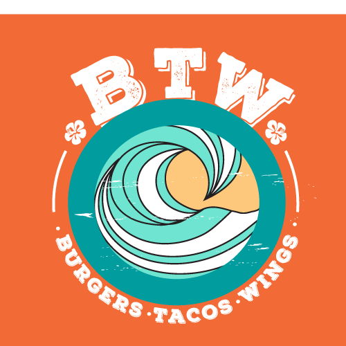 Bold Logo for a beach restaurant