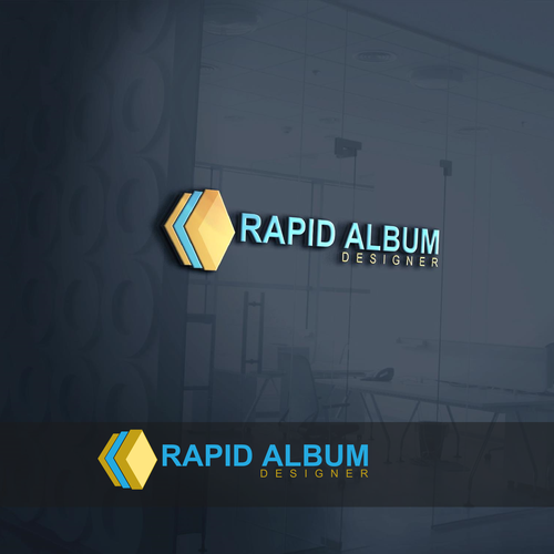 logo for RAD (Rapid Album Designer)