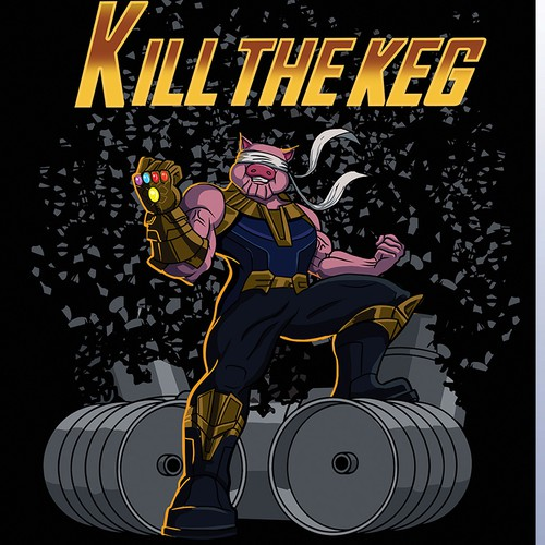 Kill the Keg