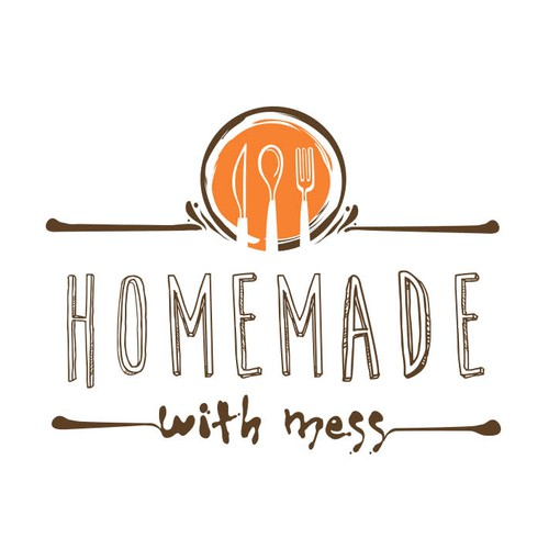 Homemade With Mess Logo