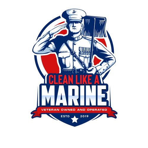 Clean like a MARINE