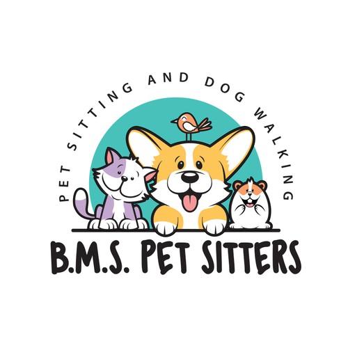 B.M.S. PET SITTERS