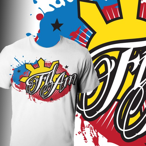 Create the next t-shirt design for Filipino Shirts - Many Future Projects