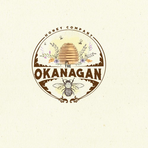 logo for Honey Company
