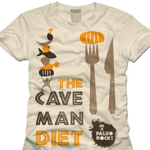 Paleo Rocks Needs You - Design us a Shirt!