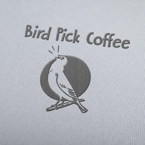 logo concept for coffe shop
