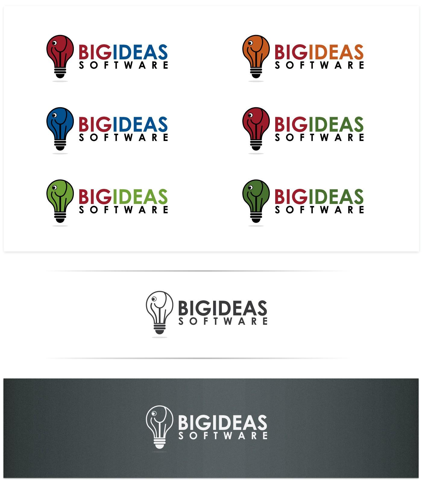 Big Ideas Software needs a new logo