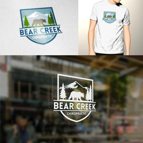 Logo for Bear Creek Chiropractic