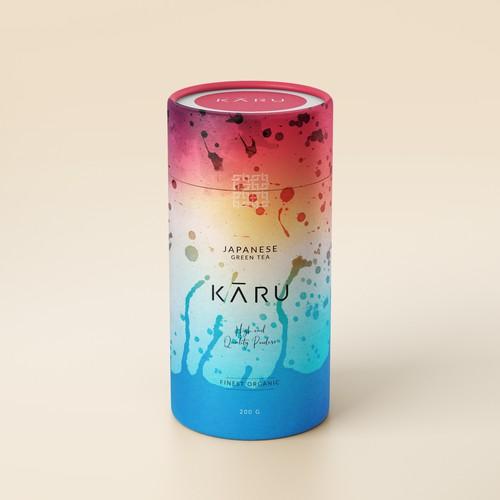 KARU- Japanese Green Tea