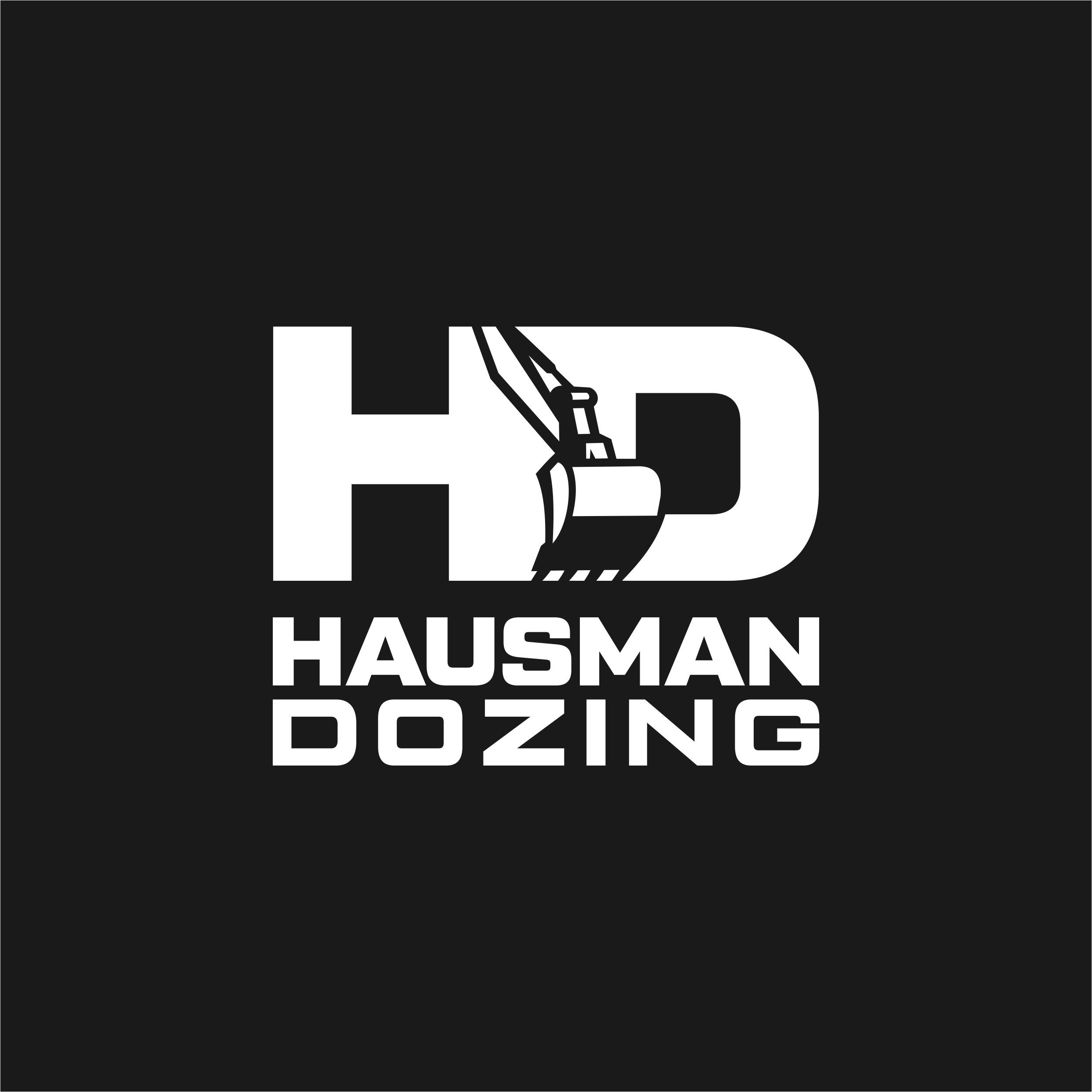 Design a logo for a Dozing/Excavation Company