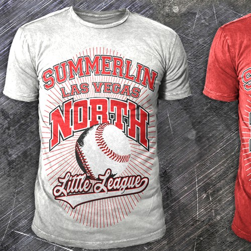 Little League t-shirt contest