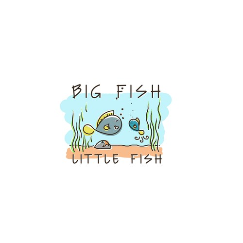Big fish Little fish