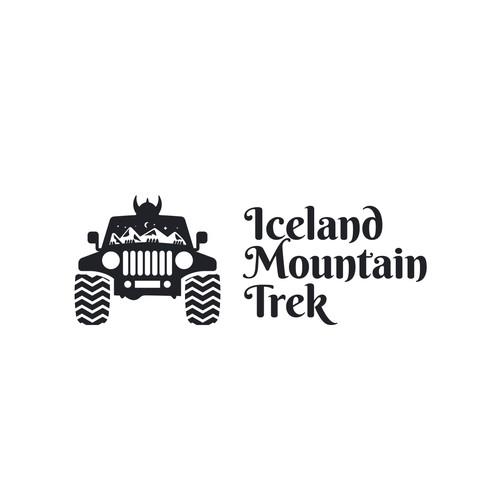 Iceland Mountain Trek Logo