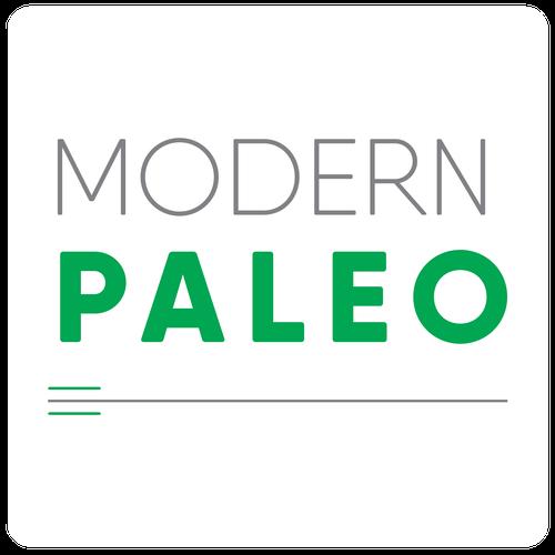 Modern Paleo Logo Design