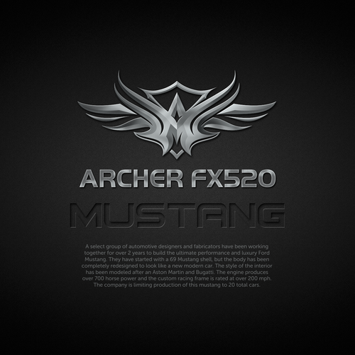 Mustang new model
