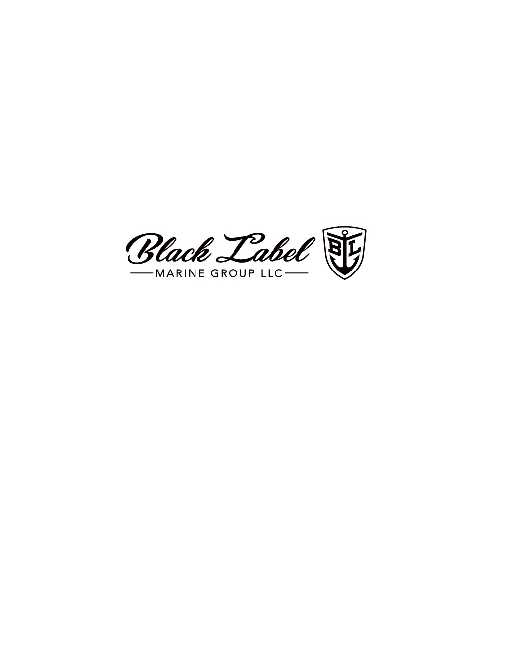 Your Logo + Our Black Label Boats = Success once we add water....