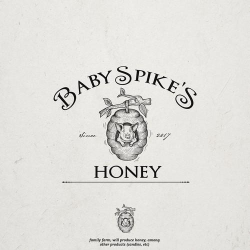 Baby Spike`s Honey