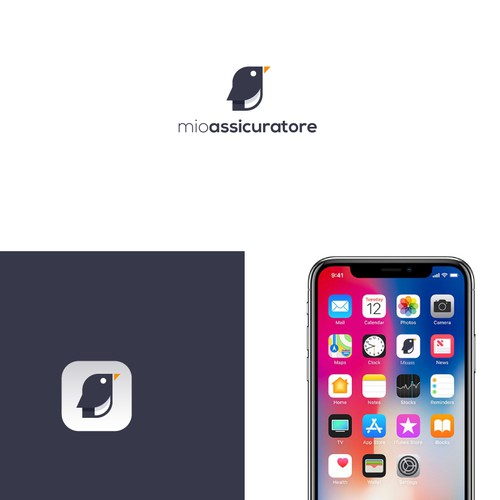 Penguin app icon