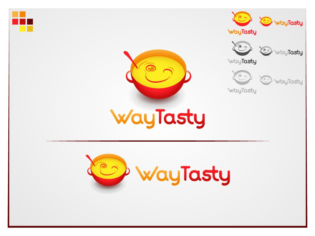 logo for Way Tasty