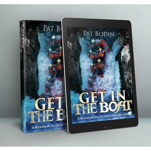 Boat Adventure Book cover